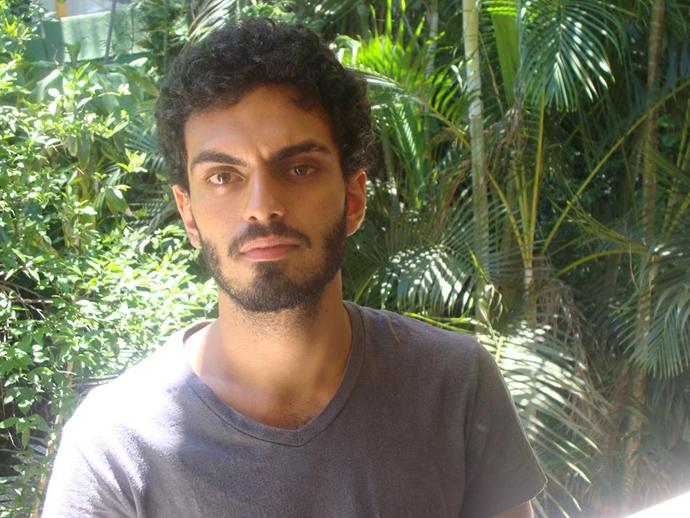 Rian Brito de Oliveira Paula, neto de Chico Anysio