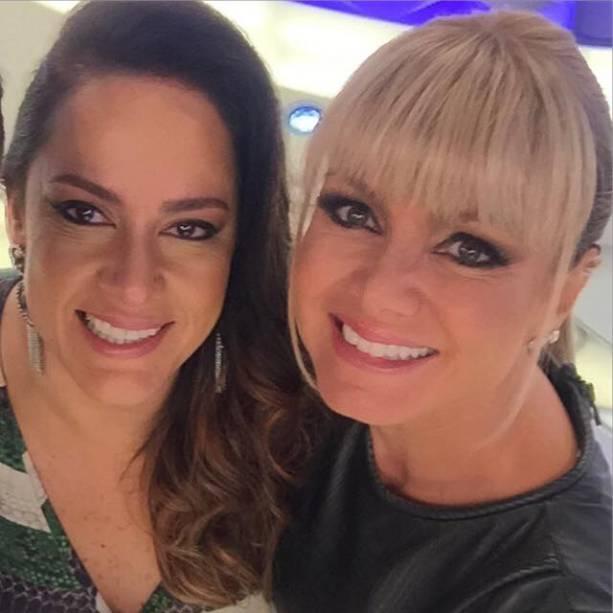 Silvia Abravanel e Eliana