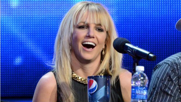 A cantora Britney Spears, que deve fazer residência em Las Vegas