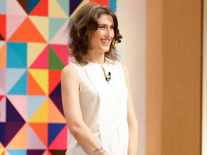 Paola Carosella, a 96ª mulher mais sexy do mundo em 2015, segundo leitores da VIP