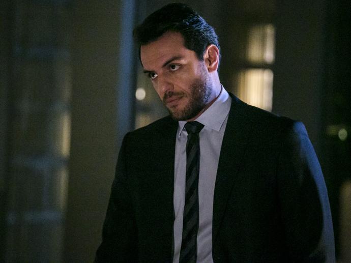 Alex (Rodrigo Lombardi) em Verdades Secretas