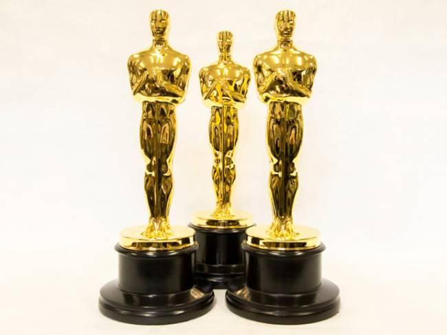 Nova versão da estatueta do Oscar, que será entregue em 2016