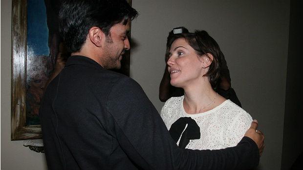 Deborah Secco com o affaire, Allyson Castro, em 2013