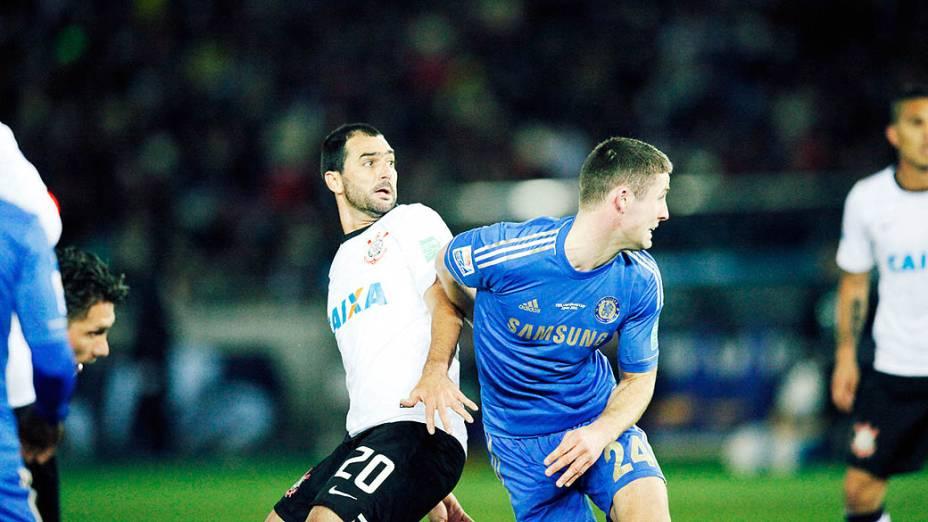 Corinthians e Chelsea se enfrentaram pela final do Mundial de Clubes da Fifa, em Yokohama