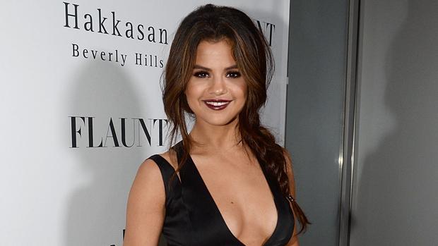 A atriz e cantora Selena Gomez