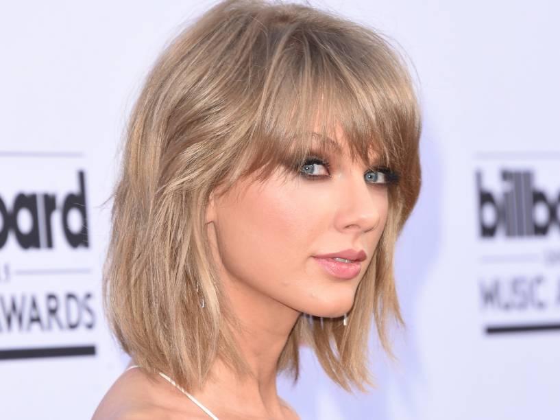 A cantora Taylor Swift
