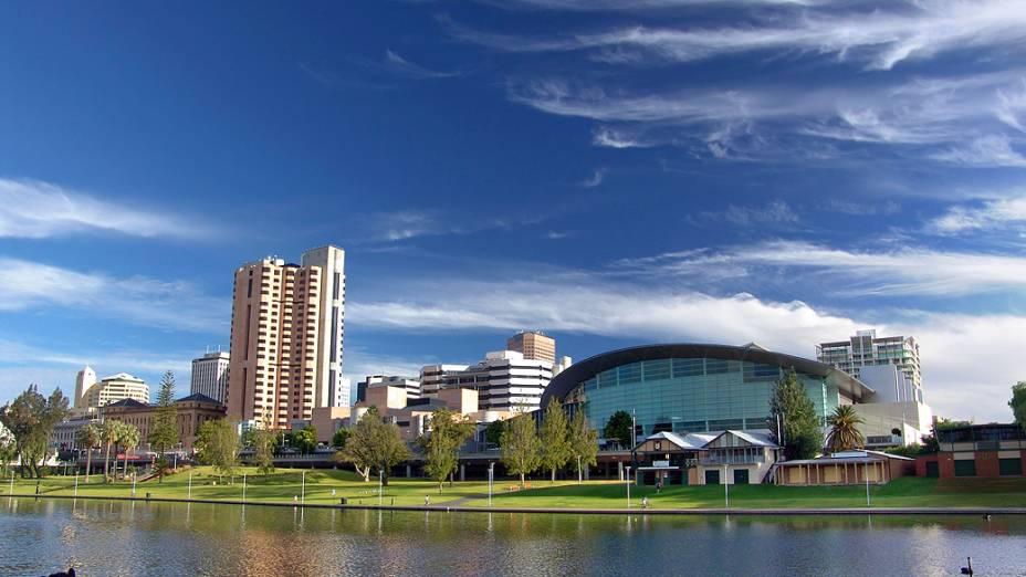 Mais uma australiana entre as nove melhores cidades. O destaque é para sua proteção ao terrorismo.