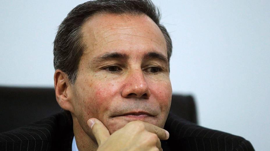 Promotor Alberto Nisman, morto horas antes de apresentar denúncia