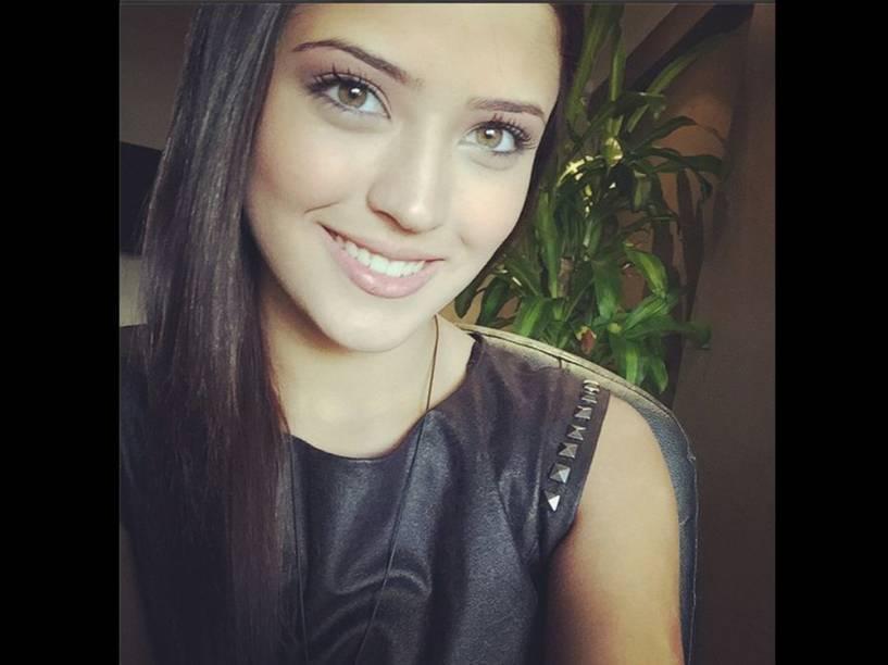 Daniella Cabello, filha do deputado venezuelano Diosdado Cabello