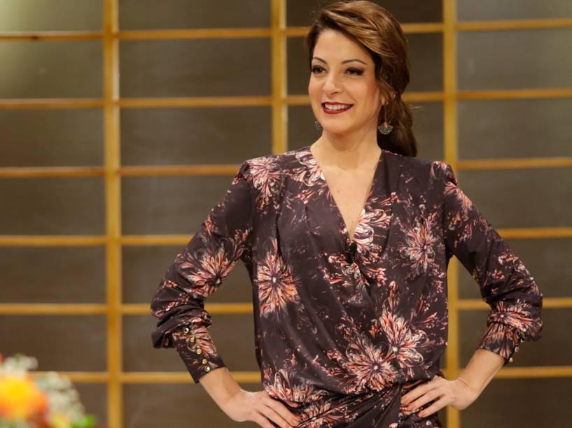 Ana Paula Padrão, a 16ª mulher mais sexy do mundo em 2015, segundo leitores da VIP