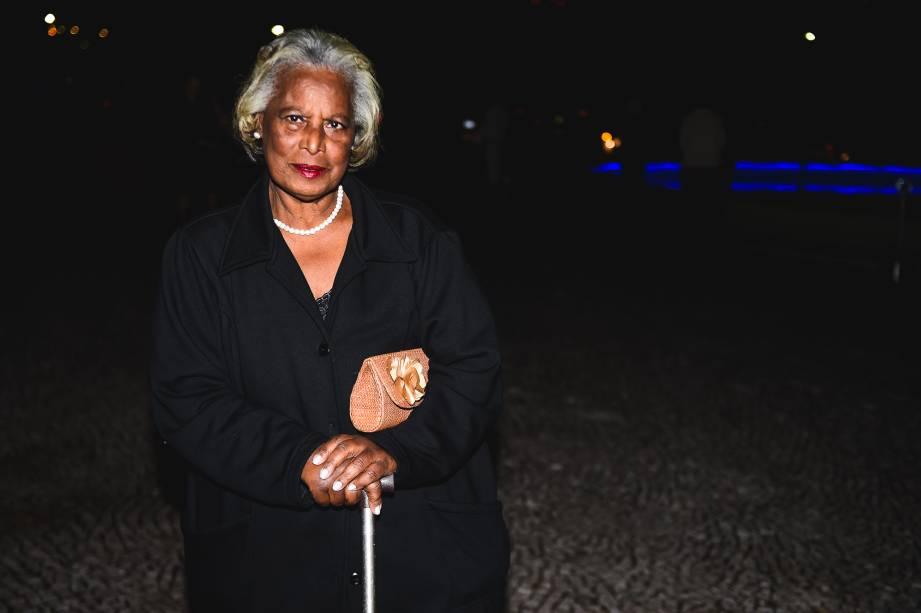 """Marlene, 70: """"Eu acho que o Roberto Carlos tem a mesma força que ele lá fora"""""""