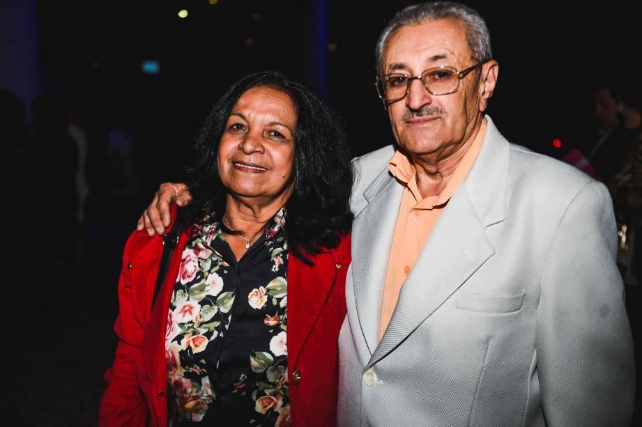O casal Luiza e Francisco
