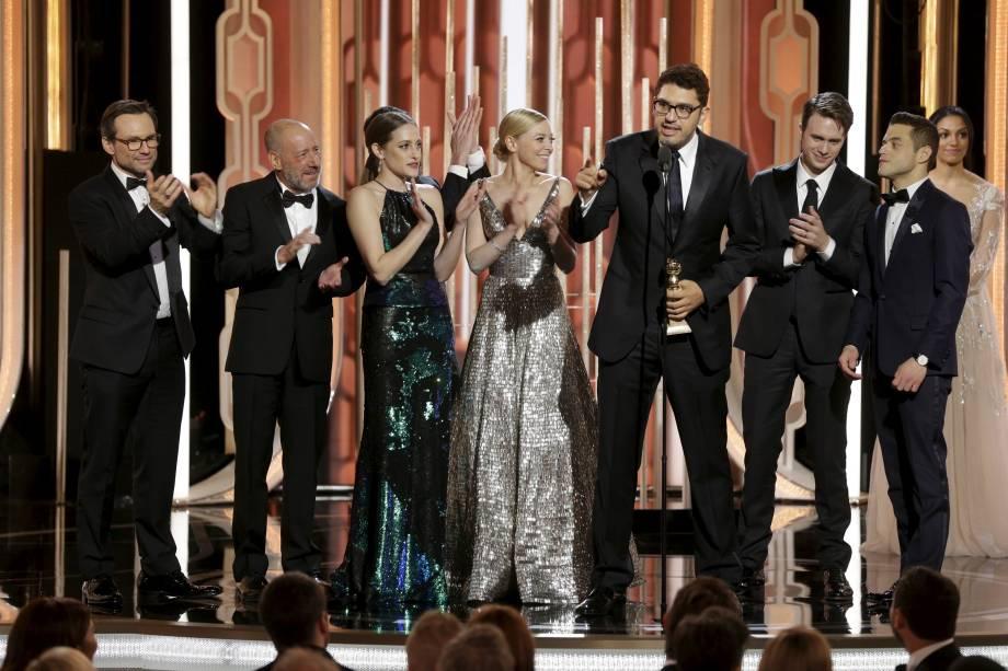 Mr. Robot ganha o Globo de Ouro de melhor série de drama