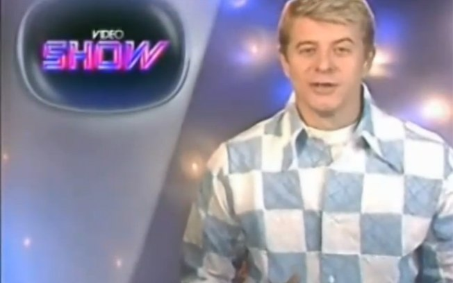 Miguel Falabella no Vídeo Show