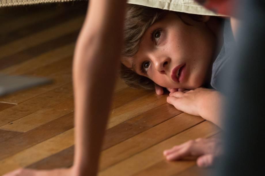 Dylan (Robert Daniel Sloan), em cena de A Entidade 2