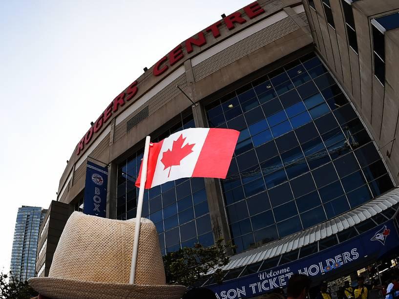 A cerimônia de abertura dos Jogos Pan-Americanos será realizada no Rogers Centre em Toronto