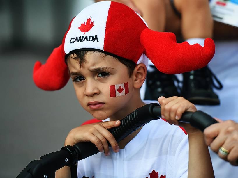 Movimentação no interior do Rogers Centre antes da cerimônia de abertura dos Jogos Pan-Americanos em Toronto, no Canadá
