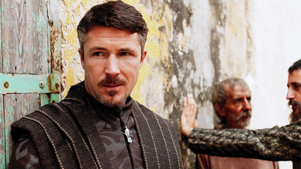 Aidan Gillen, o Littlefinger da série de TV Game of Thrones