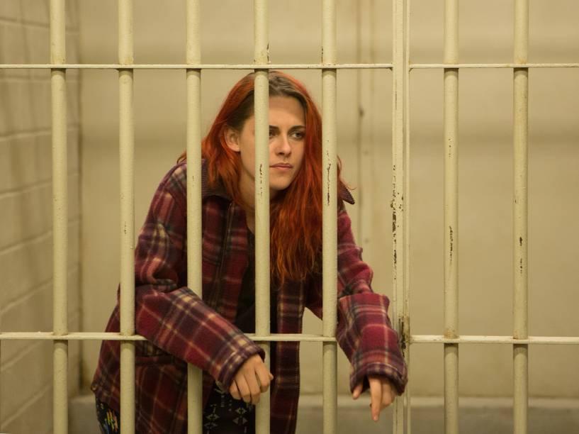 Kristen Stewart em cena do filme American Ultra: Armados e Alucinados