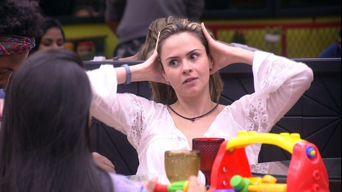 Ana Paula, participante do Big Brother Brasil 16