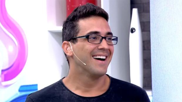 André Marques revela que acertou a quina na Mega Sena da Virada, durante o Mais Você