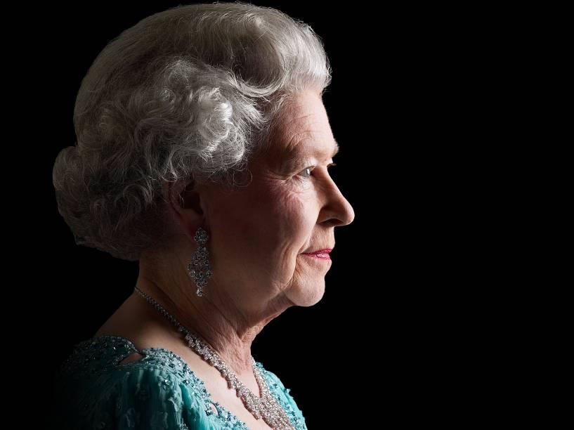 A rainha Elizabeth II- 26/11/2002