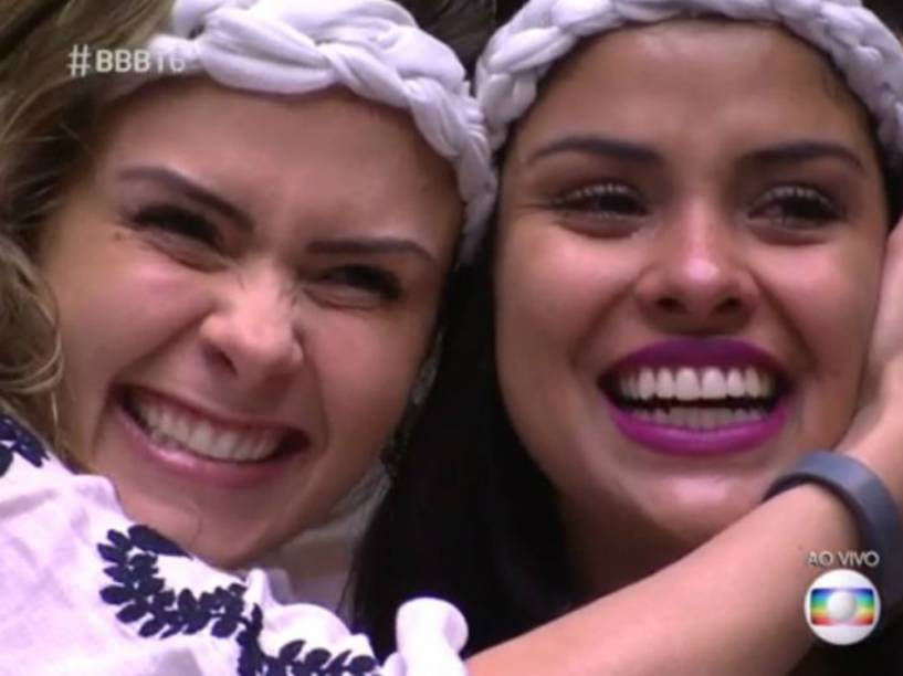 Munik e Ana Paula do BBB16