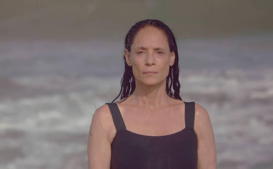 Sônia Braga no filme Aquarius, de Kleber Mendonça Filho
