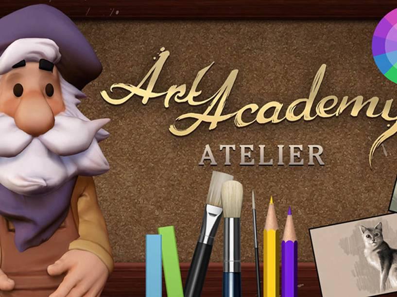 A nova versão do jogo Art Academy Home Studio será lançado para Wii U em 25 de junho