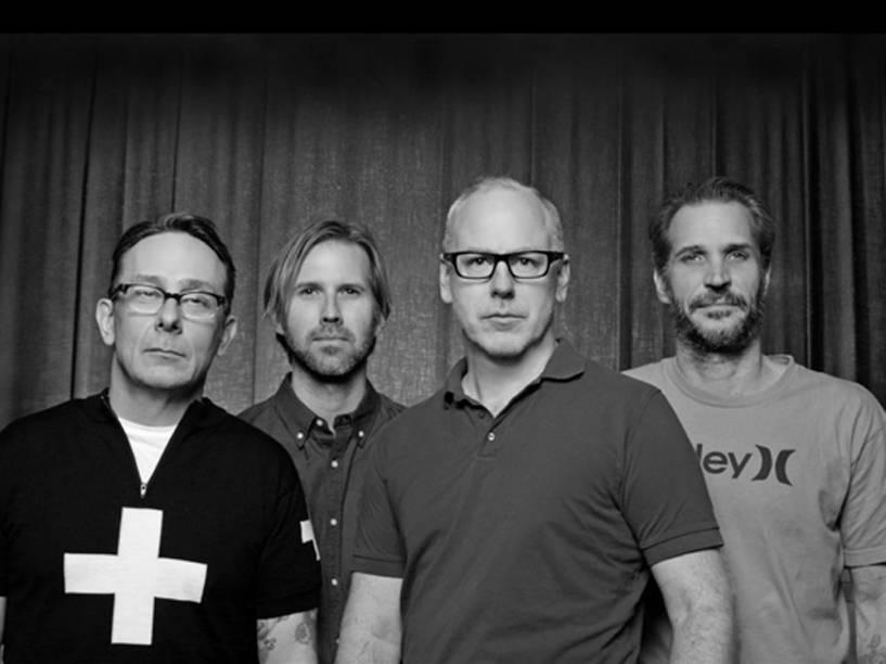A banda Bad Religion