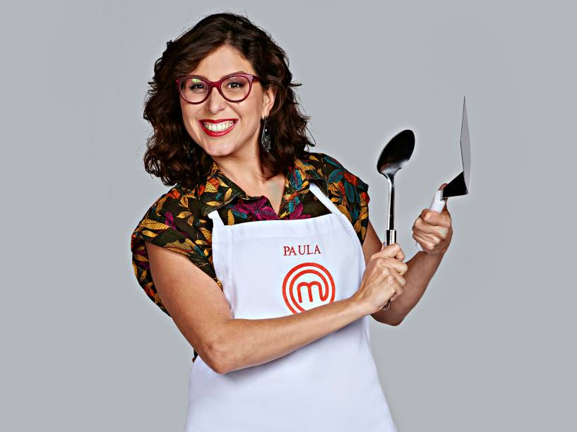 Paula Salles, da terceira temporada do MasterChef Brasil