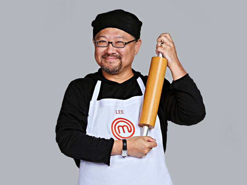 Lee Fu Kuang, da terceira temporada do MasterChef Brasil