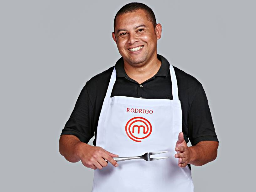 Rodrigo Silva, da terceira temporada do MasterChef Brasil