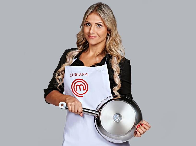 Luriana Toledo, da terceira temporada do MasterChef Brasil