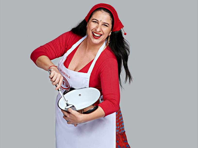 Vanessa Vagnotti, da terceira temporada do MasterChef Brasil