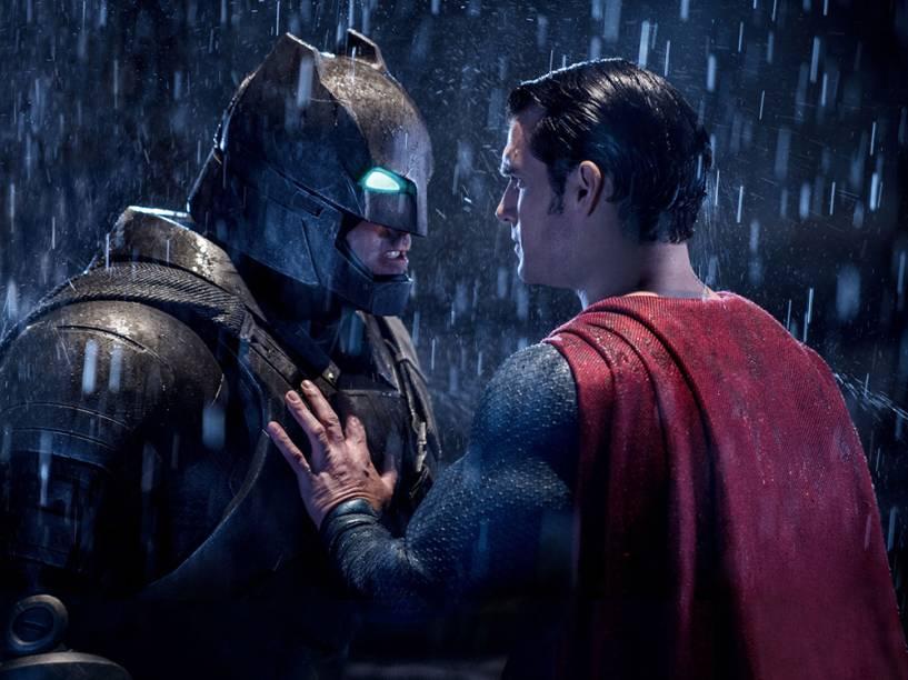 Ben Affleck interpretará Batman e Henry Cavill será Super-homem no filme Batman vs. Super-homem - A origem da justiça