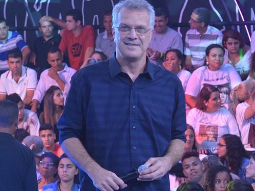 Pedro Bial no BBB14