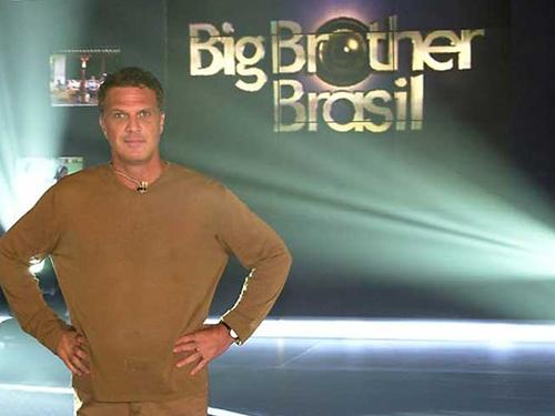 Pedro Bial no BBB1