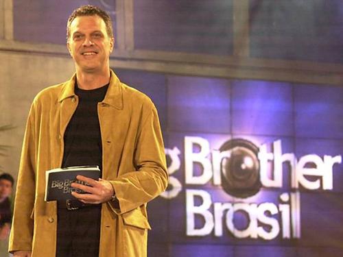 Pedro Bial no BBB2