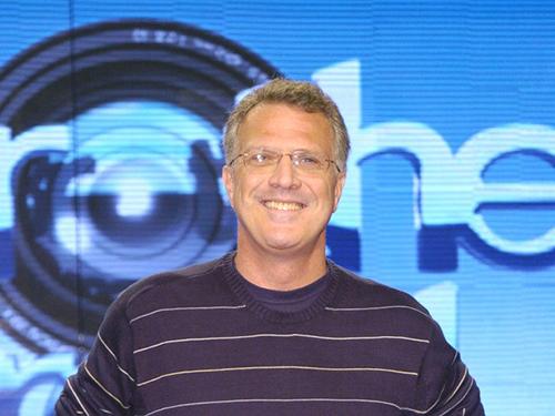 Pedro Bial no BBB9