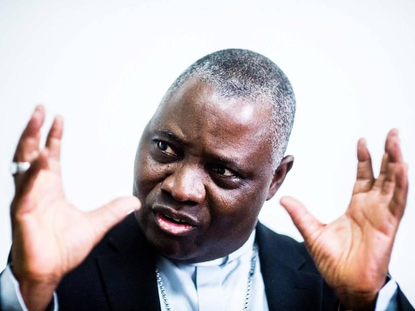 O arcebispo nigeriano Ignatius Kaigama foi uma das primeiras vozes a denunciar a violência do Boko Haram na Nigéria