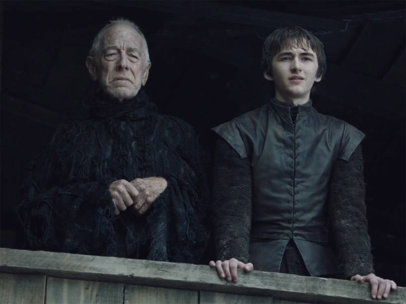 Bran (Isaac Hempstead Wright) retorna na sexta temporada de Game of Thrones