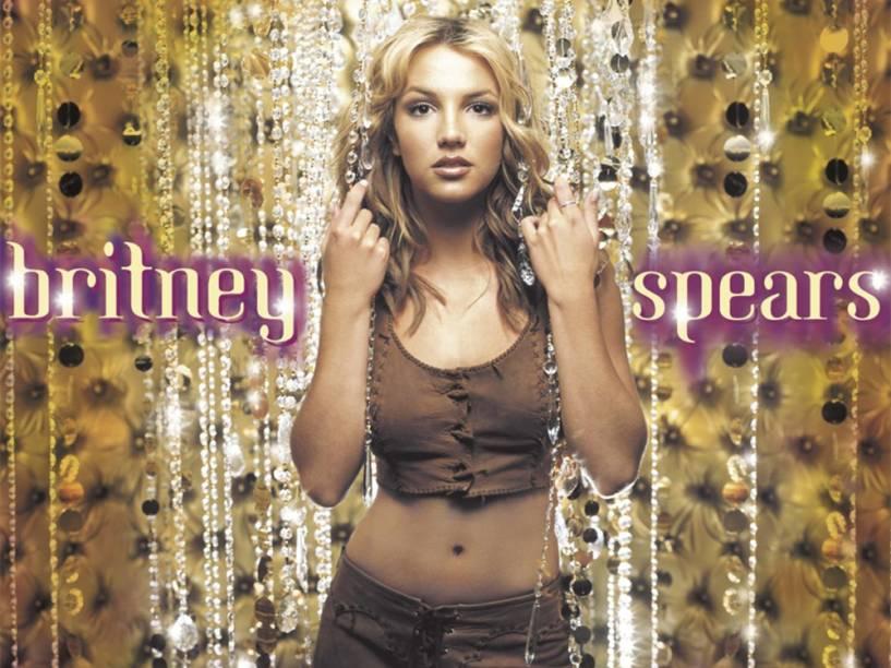 Capa do álbum Oops..I Did It Again, de Britney Spears, lançado em 2000