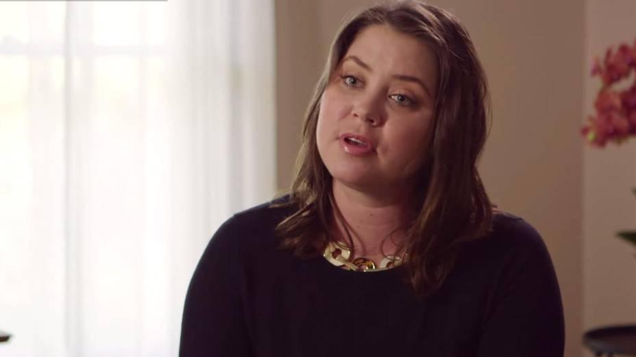 Brittany Maynard, 29 anos, em um dos vídeos nos quais falou sobre sua doença. Ela foi diagnosticada com um tumor cerebral incurável e optou pelo suicídio assistido para evitaro sofrimento