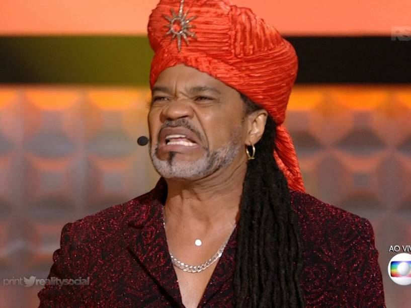 Carlinhos Brown no The Voice Brasil