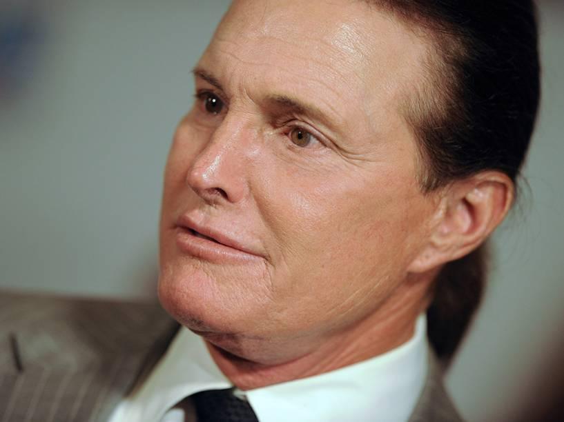 Bruce Jenner em 2013