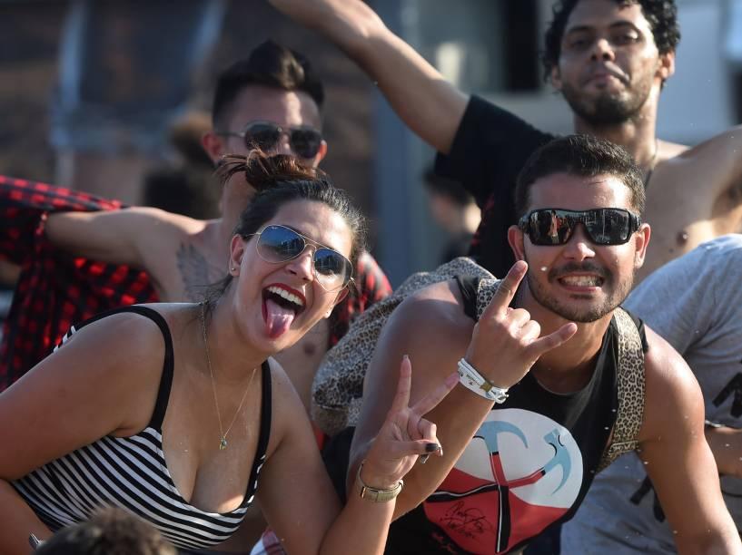 Público durante o Rock in Rio 2015