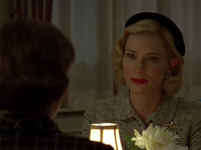 Cate Blanchett em cena do filme Carol, um dos cotados ao Oscar 2016