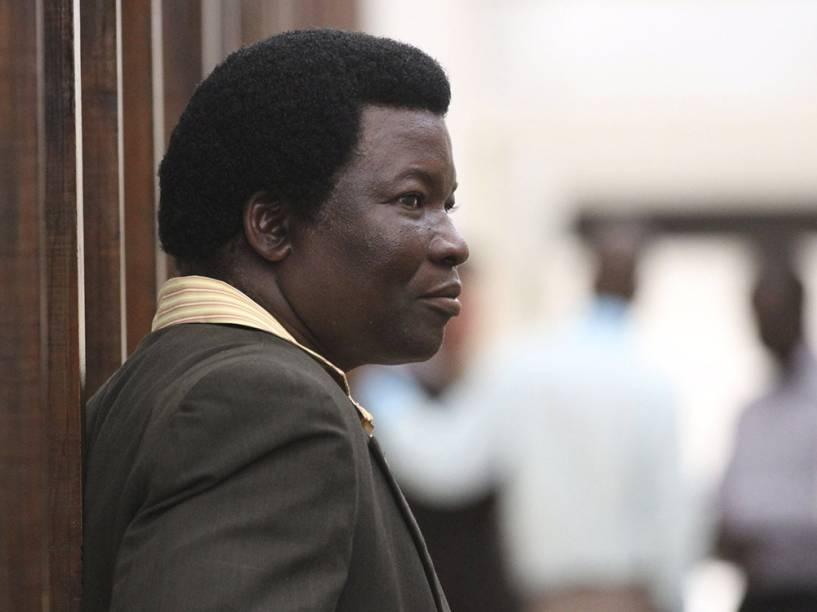 <p>O operador de safari Honest Ndlovu envolvido no caso do leão Cecil</p>