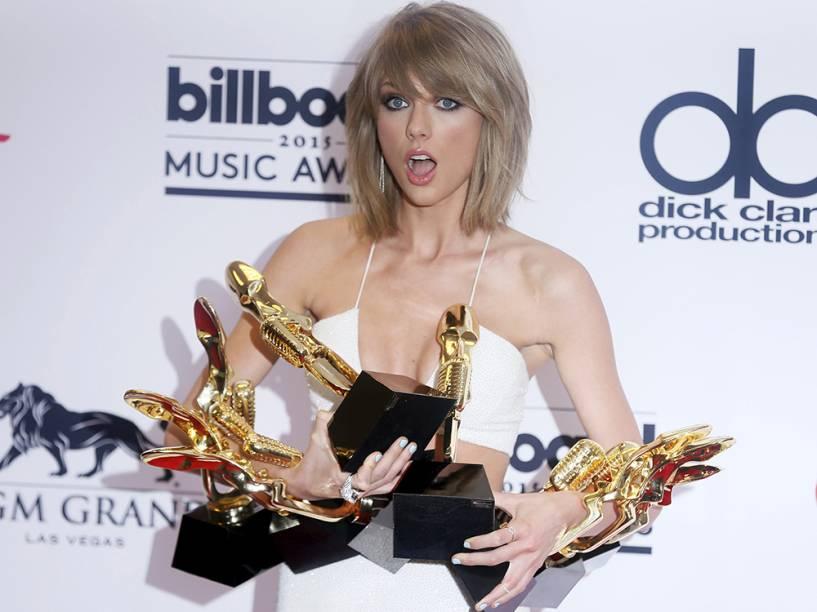 Taylor Swift no Billboard Awards